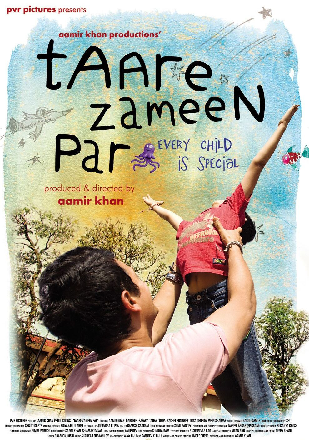 Like Stars on Earth - Aamir Kahn Productions