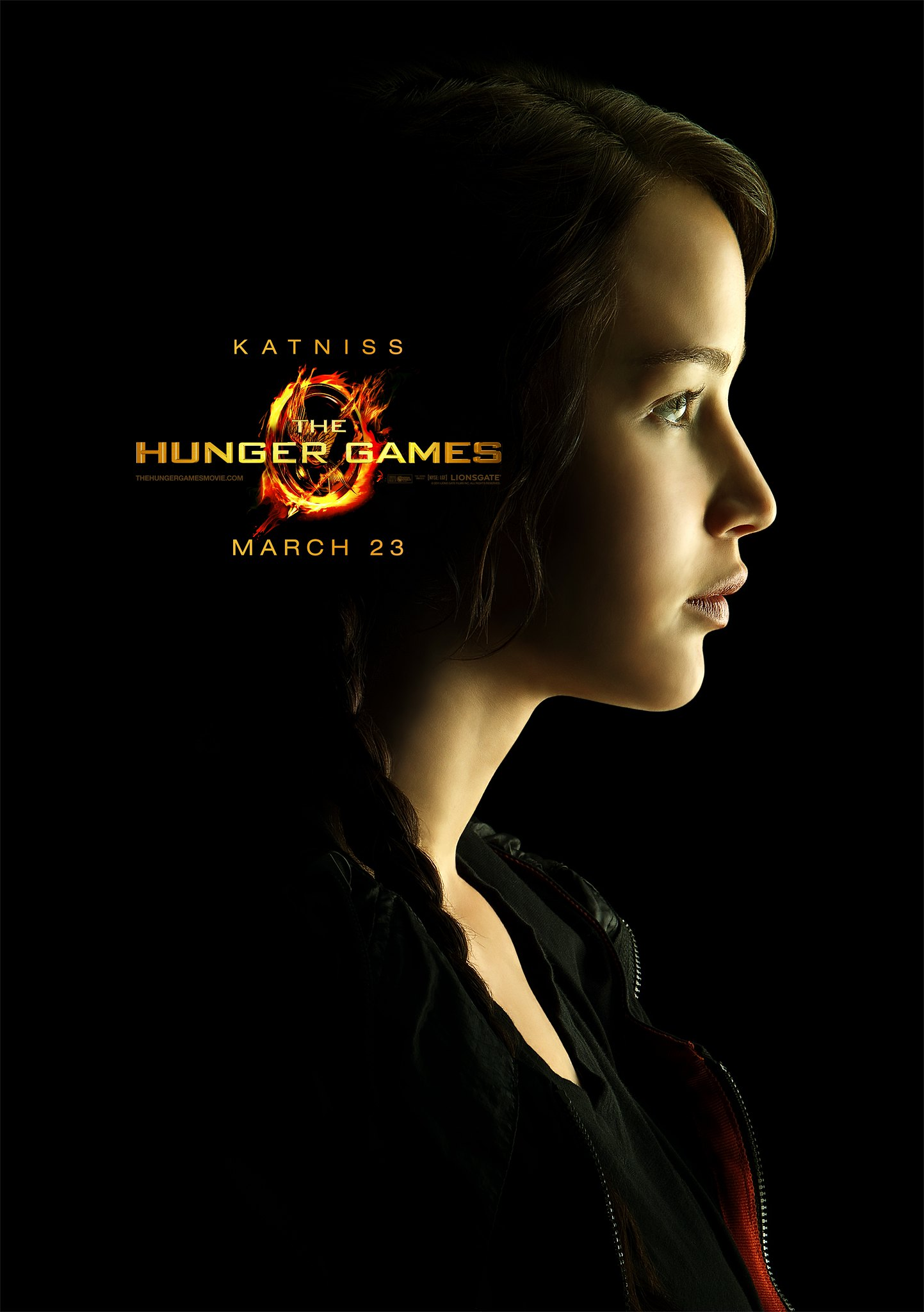 "Hunger Games - Crédit Flickr ""Jennifer Lawrence Films"""