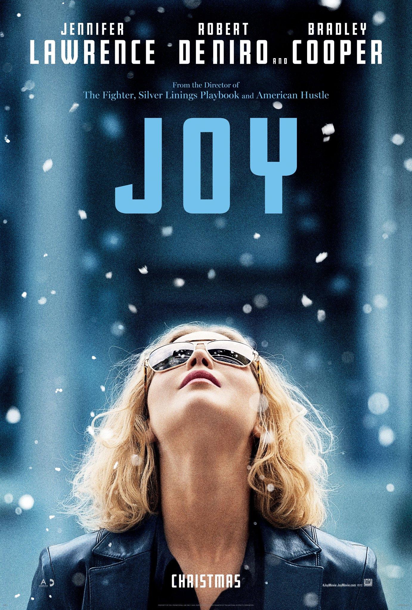 "Joy - Crédit Flickr ""Jennifer Lawrence Films"""