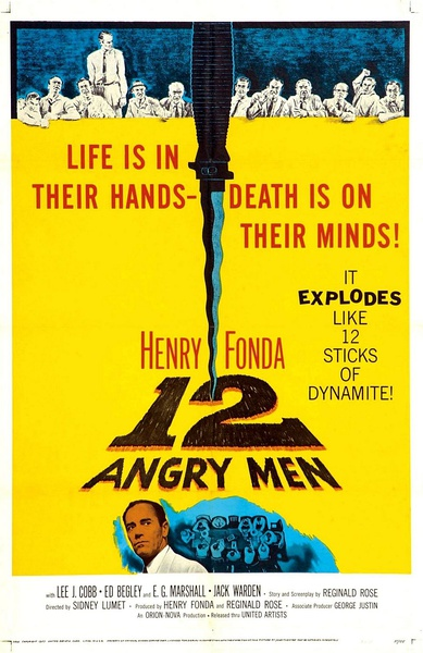 """12 Angry Men - Crédit Flickr """"jdxyw"""""""