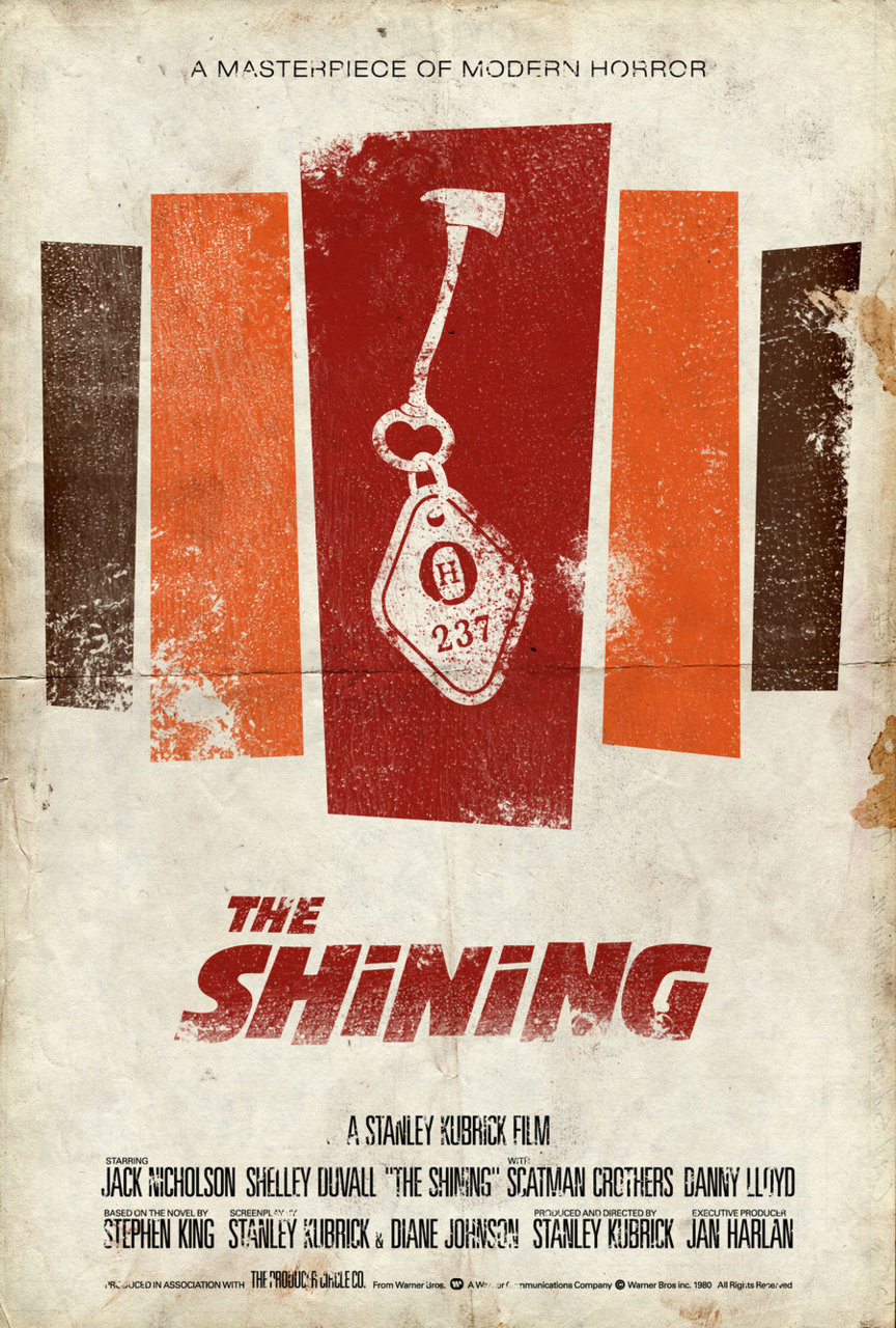"The Shining - Crédit Flickr ""Joe Wolf"""