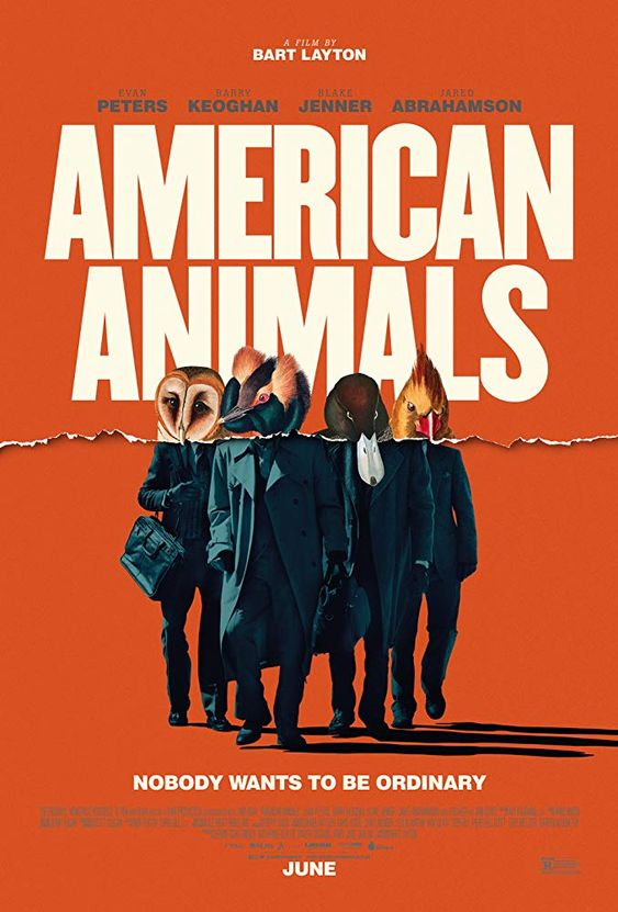 American Animals -Film4 & RAW productions