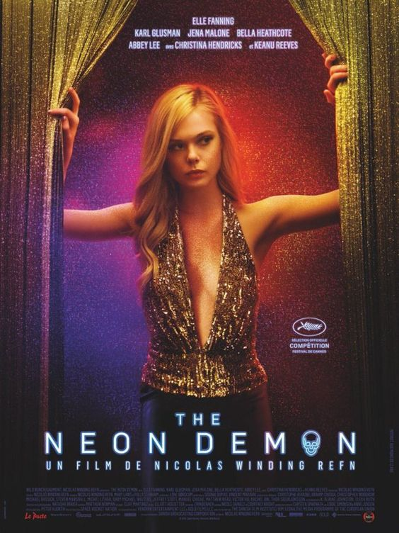 The Neon Demon - Gaumont Film Company, Wild Bunch, Space Rocket Nation/Motel Movies, Vendian Entertainment, Bold Films