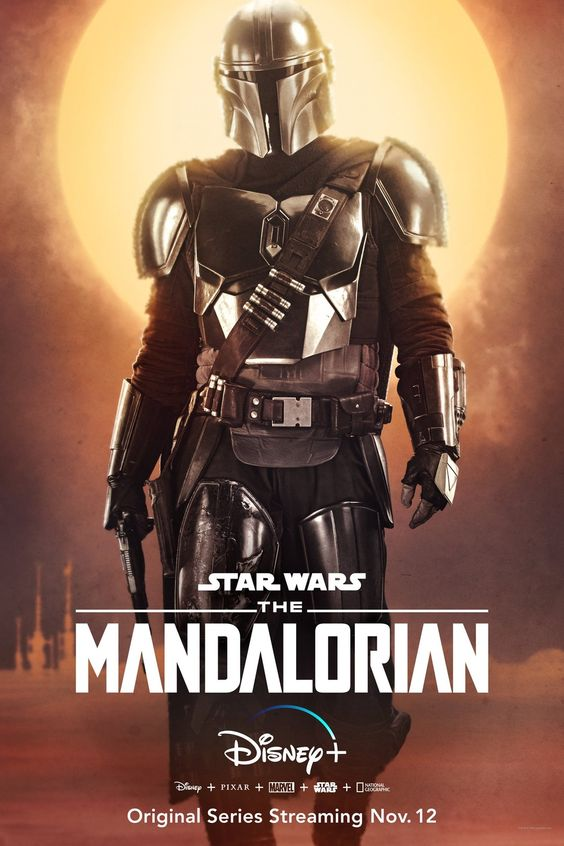 The Mandalorian - Lucasfilm, Fairview Entertainment, Golem Creations